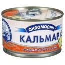 "Кальмар натуральный ""Аквамарин"" (240 г)"