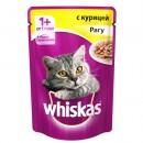 "Корм для кошек ""Whiskas"" рагу с курицей (24 х 85 г)"