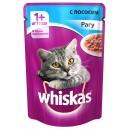 """Корм для кошек """"Whiskas"""" рагу с лососем (24 х 85 г)"""