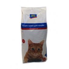 """Корм для кошек """"Aro"""" сухой с говядиной (2,4 кг)"""