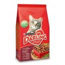 """Корм для кошек """"Darling"""" сухой с мясом и овощами (2 кг)"""