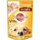 "Корм для собак ""Pedigree"" желе курица (24 х 100 г)"