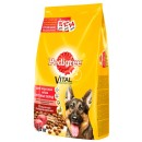 """Корм сухой для собак крупных пород """"Pedigree"""" с говядиной (2,2 кг)"""