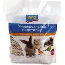 """Универсальная подстилка для мелких животных """"Aro"""" (1,7 л)"""