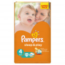 Подгузники Pampers Sleep & play 4 (7-14 кг) (68 шт.)