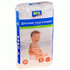 """Подгузники """"Aro"""" junior 5 (15-25 кг) (56 шт.)"""