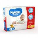 Подгузники Huggies classic 3 (4-9 кг) (78 шт.)