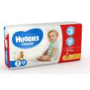Подгузники Huggies classic 5 (11-25 кг) (58 шт.)