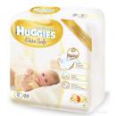 Подгузники Huggies Elite Soft для новорожденных 2 (4-7 кг) (88 шт.)