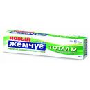 """Зубная паста """"Новый жемчуг"""" Тотал 12 Отбеливание от природы (100 мл)"""