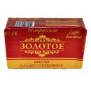 """Масло сливочное """"Белорусское золотое"""" (180 г)"""