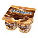 """Пудинг Ehrmann """"Эрмигурт"""" 3,2% шоколадный (4 х 100 г)"""