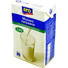 """Молоко """"Aro"""" 1,5% (1 л)"""
