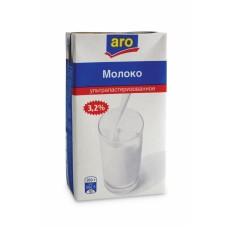 """Молоко """"Aro"""" 3,2% (1 л)"""