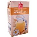 """Молоко """"Fine Life"""" топленое 3,2% (925 мл)"""