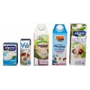 В данной категории представлено растительное молоко различных производителей.