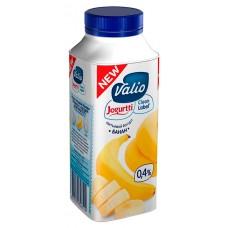 """Йогурт питьевой """"Valio"""" банан 0,4% (330 г)"""