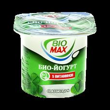 "Йогурт ""Biomax"" классический 3,2% (125 г)"