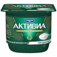 """Йогурт """"Активиа"""" натуральный (150 г)"""