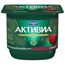 """Йогурт """"Активиа"""" вишня (150 г)"""