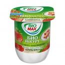"""Йогурт """"Biomax"""" клубника 2,5% (125 г)"""