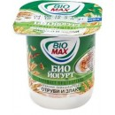 "Йогурт ""Biomax"" отруби и злаки 2,5% (125 г)"