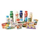 В данной категории представлен питьевой и творожный йогурт отечественного и импортного производства.