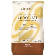 "Шоколад молочный в галетах ""Callebaut"" (2,5 кг)"
