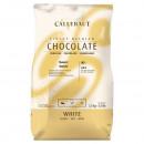 """Шоколад белый в галетах """"Callebaut"""" (2,5 кг)"""