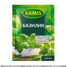 """Базилик сухой измельченный """"Kamis"""" (10 г)"""