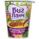 """Пюре картофельное """"Биг Ланч"""" с говядиной (24 х 50 г)"""