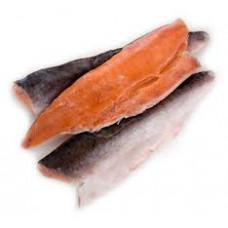 Горбуша филе на коже (11 кг)