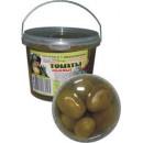 Томаты соленые зеленые (0,5 кг)