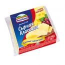 """Сыр плавленый """"Hochland"""" сырная классика в нарезке (150 г)"""