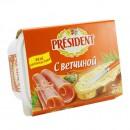"""Сыр плавленый """"President"""" с ветчиной (400 г)"""