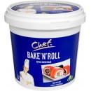 "Крем сливочный ""Chef Bake'n'roll"" Arla (1,5 кг)"