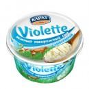 """Сыр творожный сливочный """"Violette"""" (140 г)"""