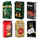 В данной категории представлен молотый кофе различных производителей.
