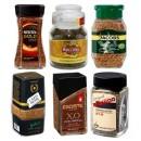 В данной категории представлен растворимый кофе различных производителей.