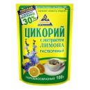 """Цикорий """"Здоорвье"""" с экстрактом лимона (100 г)"""