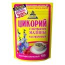 """Цикорий """"Здоорвье"""" с экстрактом малины (100 г)"""
