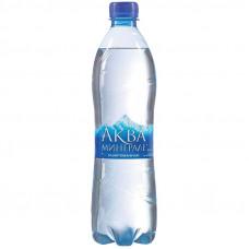 """Вода питьевая """"Aqua Minerale"""" газированная (12 х 0,5 л)"""