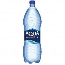 """Вода питьевая """"Aqua Minerale"""" газированная (6 х 2 л)"""