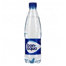 """Вода """"Bon Aqua"""" газированная (24 х 0,5 л)"""