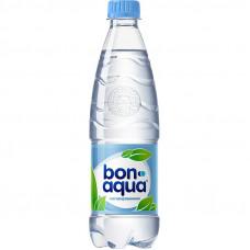 """Вода """"Bon Aqua"""" негазированная (24 х 0,5 л)"""