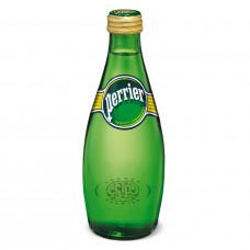 """Вода минеральная """"Perrier"""" газированная (0,33 л) от 24 штук"""