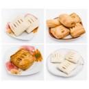 В данной категории представлены замороженные булочки и пирожки отечественного и импортного производства.