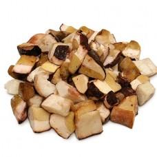 Грибы белые замороженные резаные (1 кг)