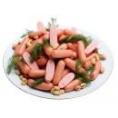 В данной категории представлены сосиски, сардельки и колбаскиотечественных производителей.
