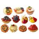 В данной категории представлены различные пирожные, торты и десерты отечественных и зарубежных производителей.